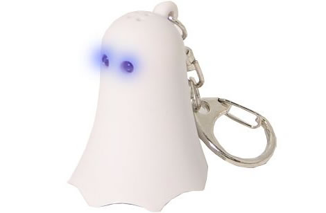 LED Ghost Keyring