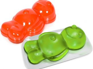 Giant Baby Jello Mold