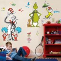 Giant Dr Seuss Wall Decals