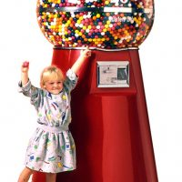 Giant Gumball Machine