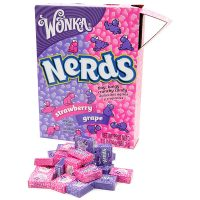 Giant Box of Nerds Candy