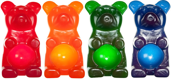 Giant Party Gummy Bears