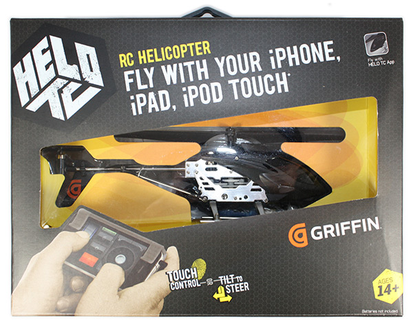Griffin Helo TC Box