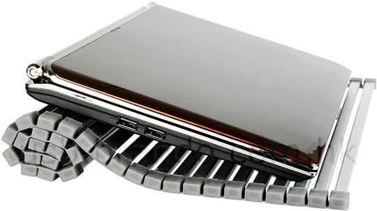 GIGABYTE Roll Pad (Notebook Cooling Pad)