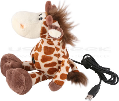 Giraffe USB Webcam