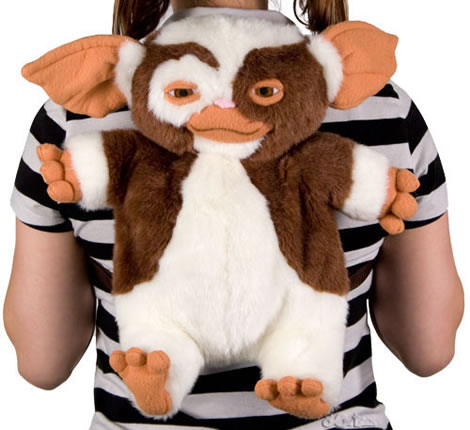 Gremlins Plush Gizmo Backpack
