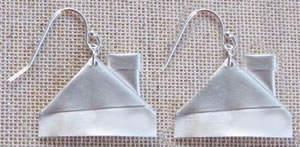 Origami Necklaces & Earrings
