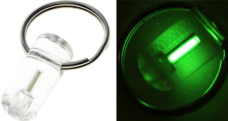 Glowing Keychain