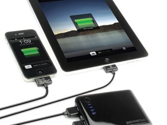 Scosche goBAT II Portable iPhone/iPod/iPad Charger