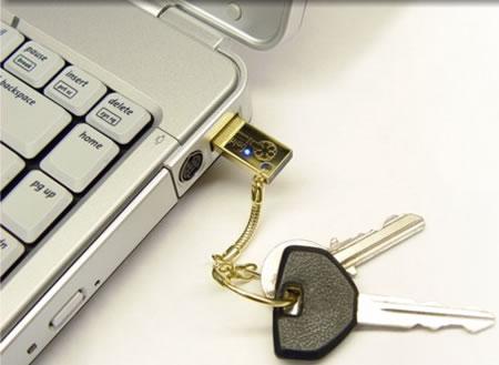 GoldKey USB Security Token