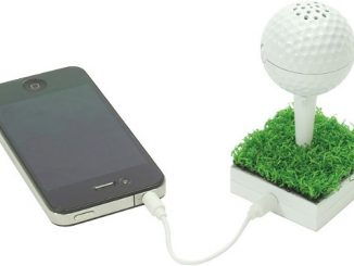 Golf Ball Speaker
