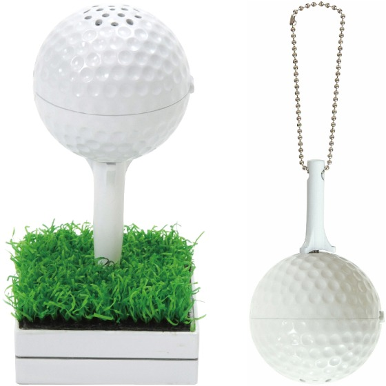Golf Ball Speakers