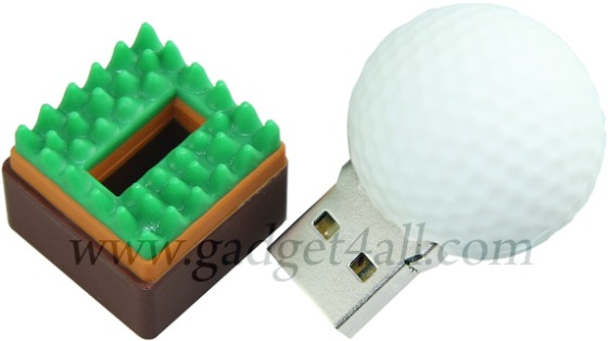 Golf Ball USB