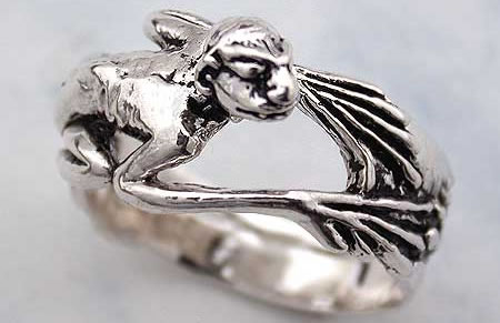 Gollum Ring