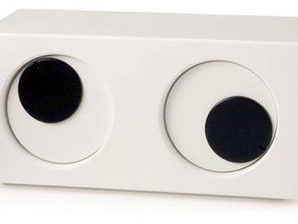 Googly Eyes Clock