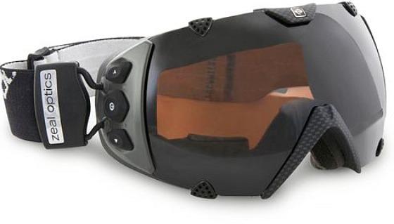GPS Ski Goggles