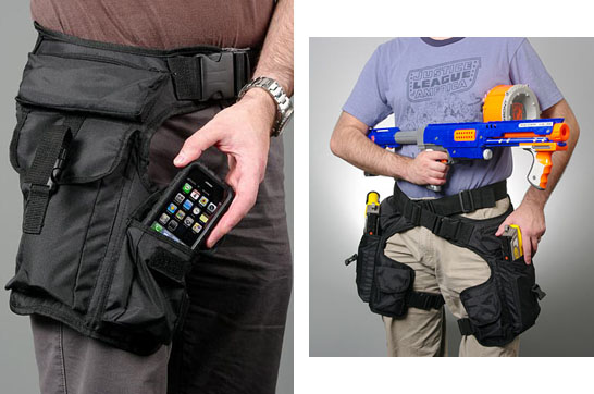 grab it holster bag