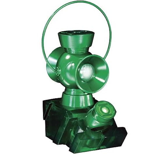 Green Lantern Power Battery And Ring Replica