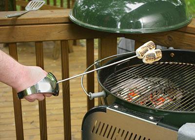 BBQ Grill Sword