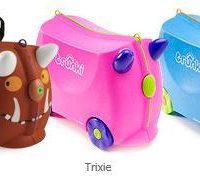 Gruffalo, Terrance, Trixie Trunki Kids Luggage