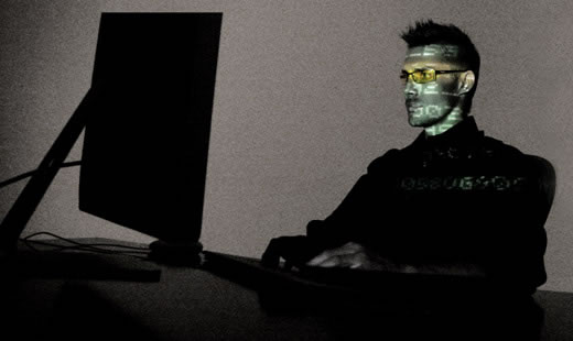 Computer Eye Strain Safety Glasses