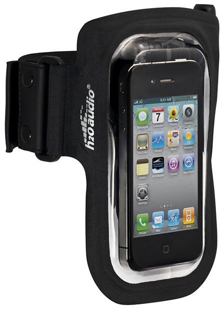 H2O Audio Amphibx Fit Waterproof Armband