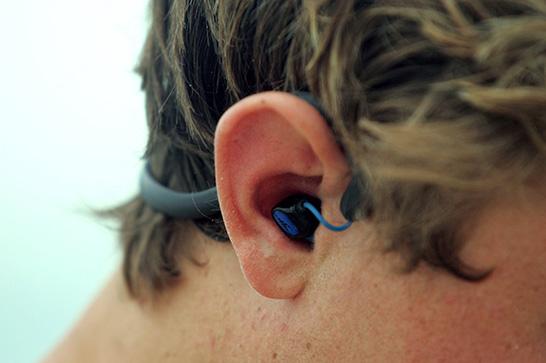 H2O Surge 2G Sportwrap Waterproof Headphones