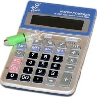 Water-Powered Calculator
