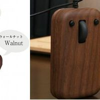 Hacoa Play Mouse Wood