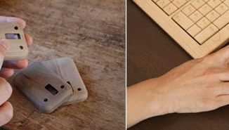 Hacoa Play Wooden Mouse