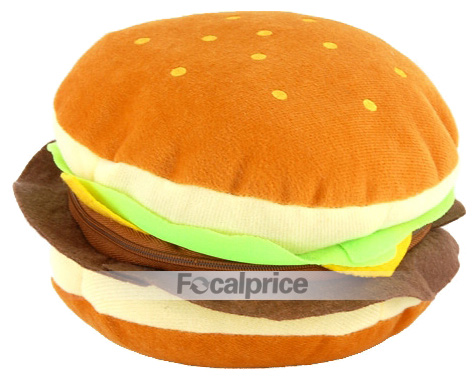 Hamburger CD Case