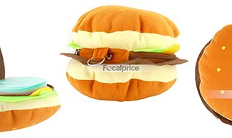 Hamburger CD Cases