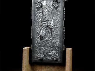 Han Solo in Carbonite Premium Format Figure
