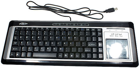 Keyboard That Reads Handwriting