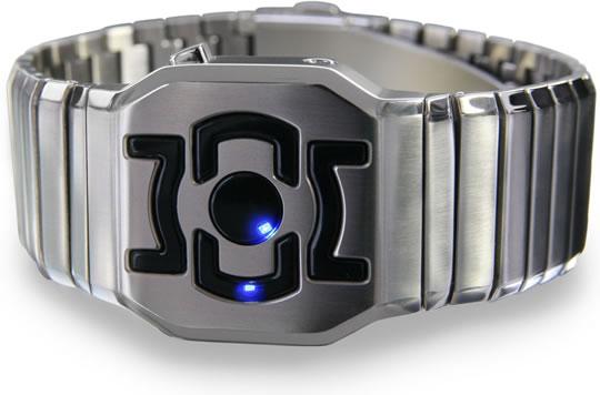 Tokyoflash Hanko LED Watch