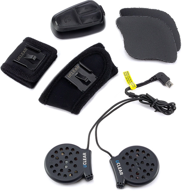 HBC-120 Snow Helmet Communicator