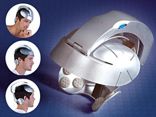 Spa Head Massager