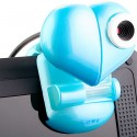 Heart-Shaped USB Webcam
