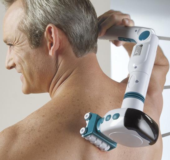 Heated Handheld Massager