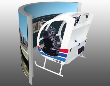 Professional Helicopter Simulator by Flyit