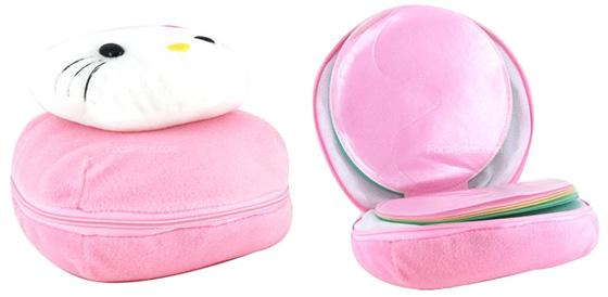 Portable Hello Kitty CD Case