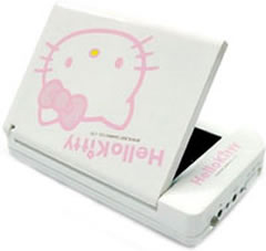 Hello Kitty Solar Charger