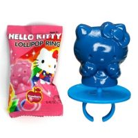 Hello Kitty Lollipop Ring
