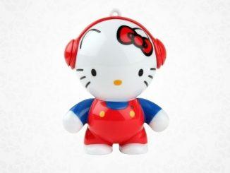 Hello Kitty USB Speaker
