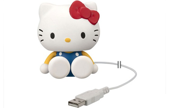 Hello Kitty USB Mini Robot
