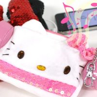 Hello Kitty Speaker Pouch