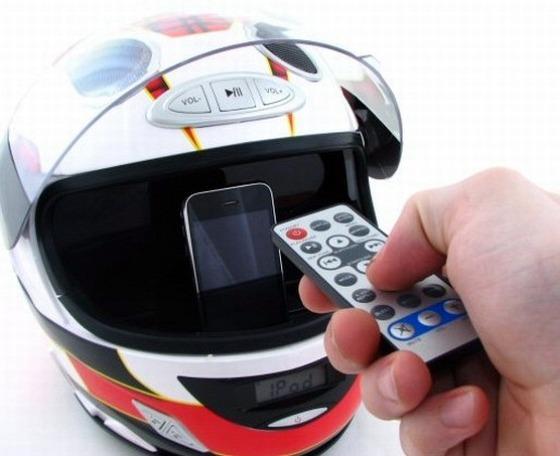 Superman Motorcycle Helmet Motorcycle Helmet Sound System
