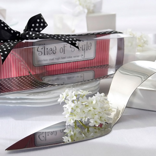 High Heel Cake Server Gift Idea
