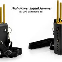 GPS, 3G, Cell Phone Jammer