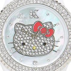 Hello Kitty 2009 Swarovski Watch